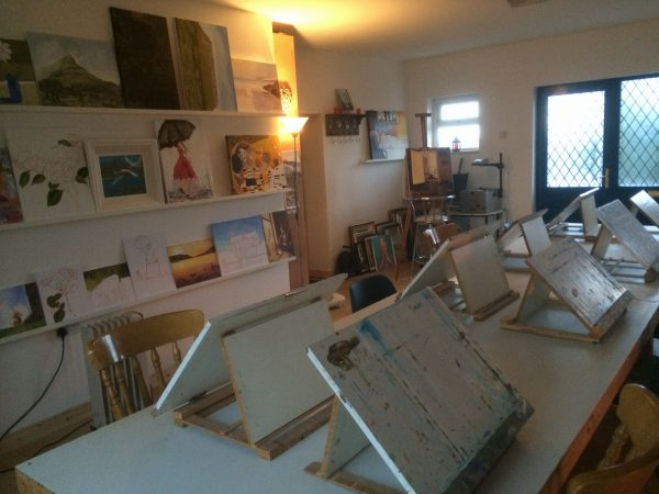 Art Room, Grange, Co.Sligo
